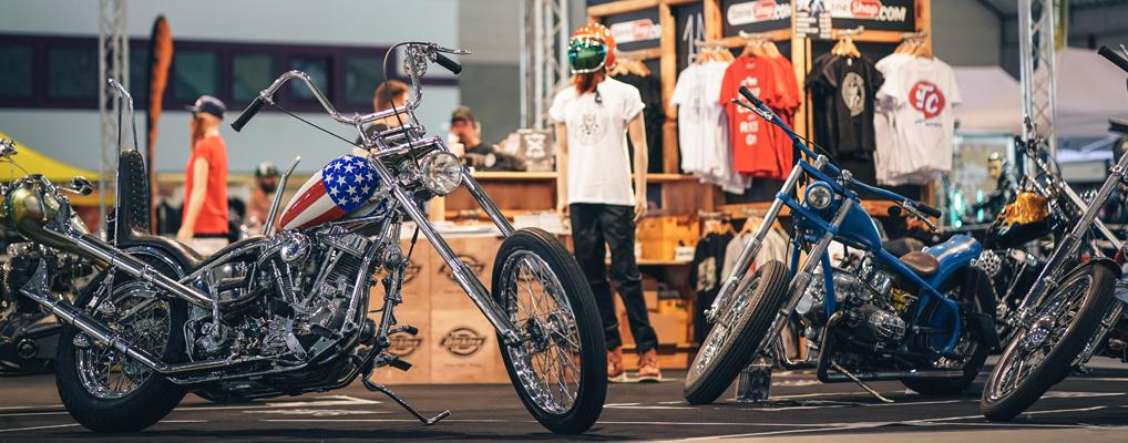 Custom bike fair